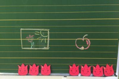 Iskolások Így tedd rá!-ja: Szavak hangokra bontása 1. osztály